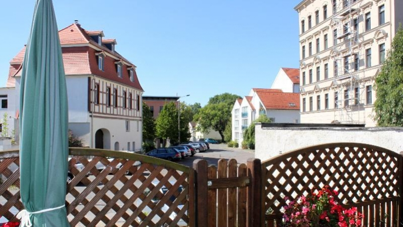 ... auf ca. 83 m² Wohnfläche im beliebten Wohnpark Rietzschke - Aue am Stünzer Park.