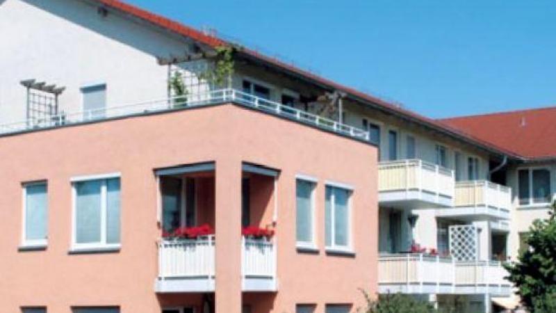 im Erdgeschoss des 19997 erschlossenen Wohnparks Sophienhöhe.