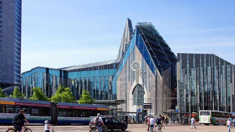 In Leipzig findet man eine der ältesten Universitäten,