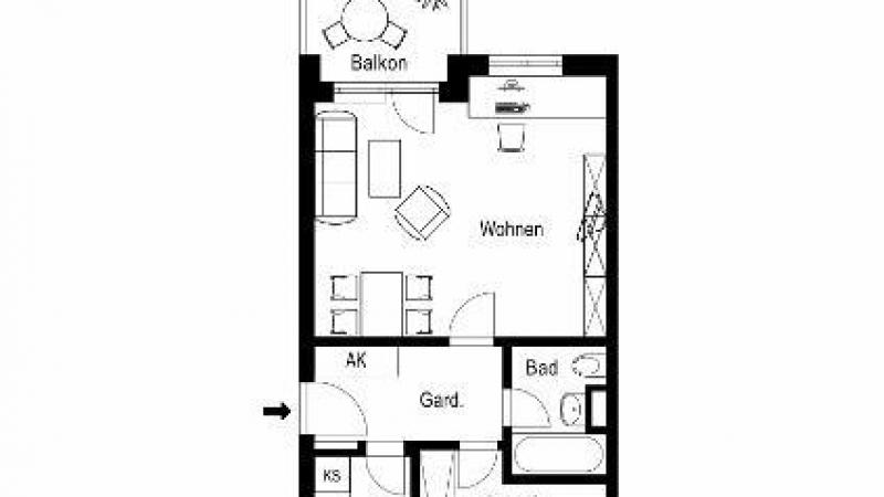 29_nachhause-immobilien_96813cfd1ea78d2e6080d8cf30c0ea9bd1f2597c Nach Hause Immobilien - Zu bequem für Best Ager ... Fahrstuhl, Einbauküche, Garagenstellplatz und Süd-Balkon