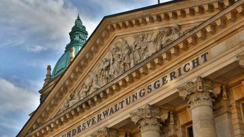 ... das Bundesverwaltungsgericht, oberstes Gericht der Bundesrepublik,