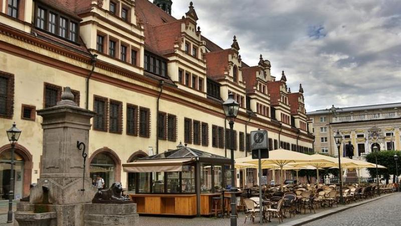 ... das alte Rathaus als Herz des stadtgeschichtlichen Museums,