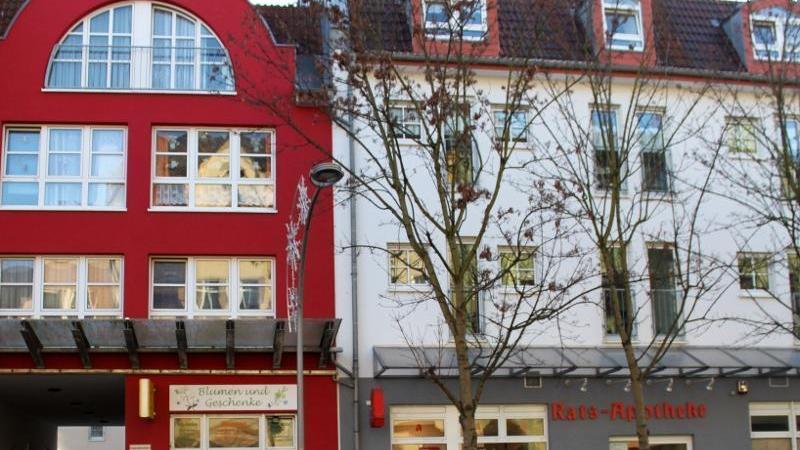 Angeboten wird ein gemütliches 1 - Raum-Appartement in einer Größe von ca. 20 m² ...