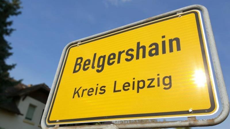in Belgershain, einer Gemeinde im Landkreis Leipzig.