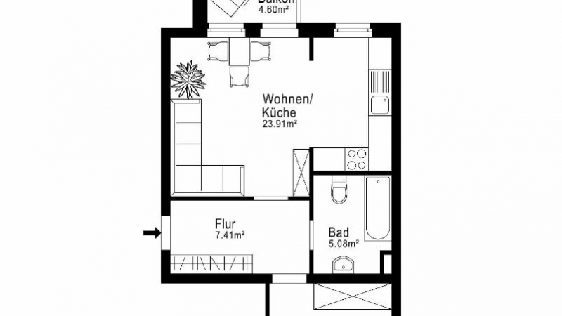 12_nachhause-immobilien_5707a6dcb032432a2f4c5e3b7d401f5110b89085 Nach Hause Immobilien - Provisionsfrei ... Hübsche Eigentumswohnung mit Balkon für Eigennutzer oder Kapitalanleger