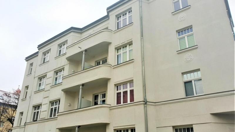 Repräsentative Fassadenansicht