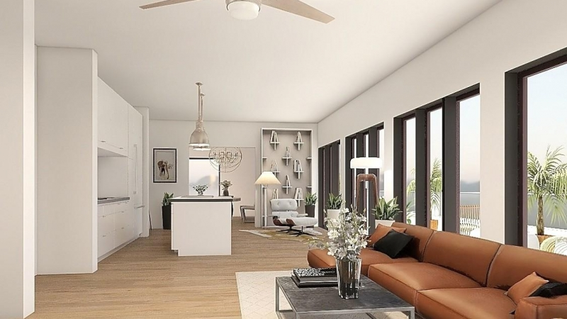 mit 4 Zimmern auf ca. 200 m² Wohnfläche,