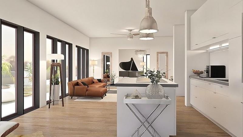 eine imponierende Penthouse-Wohnung