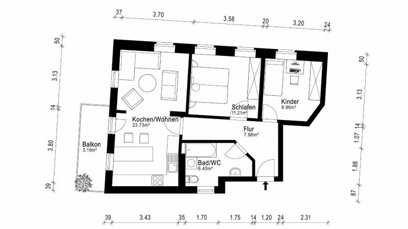 07_nachhause-immobilien_474ed62418e89cf76c4eeb6a16c927e4de86aae2 Nach Hause Immobilien - Die Stadt an der Weißen Elster ... Hübsche Eigentumswohnung für Kapitalanleger