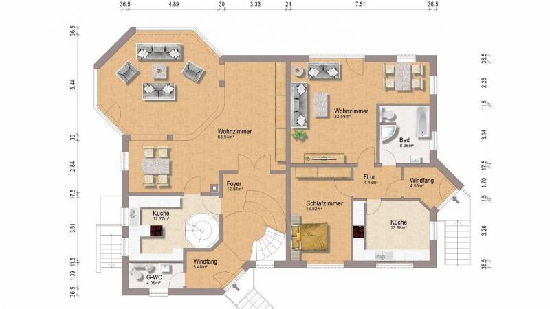 15_nachhause-immobilien_be65859294b694df92e9e8483a870c560b1e733b Nach Hause Immobilien - XXL Haus mit Einliegerwohnung ... Ein Mehrgenerationenwohnhaus umgeben von herrlicher Muldelandschaft