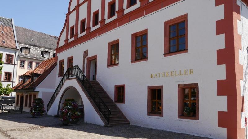 Die große Kreisstadt Grimma